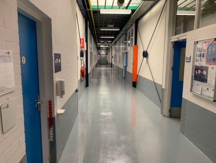 epoxy vloer Tilburg